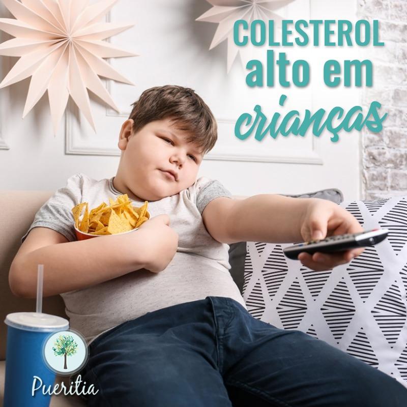 colesterol alto infantil