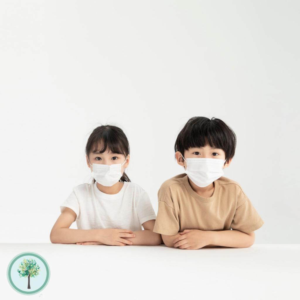 coronavírus em crianças